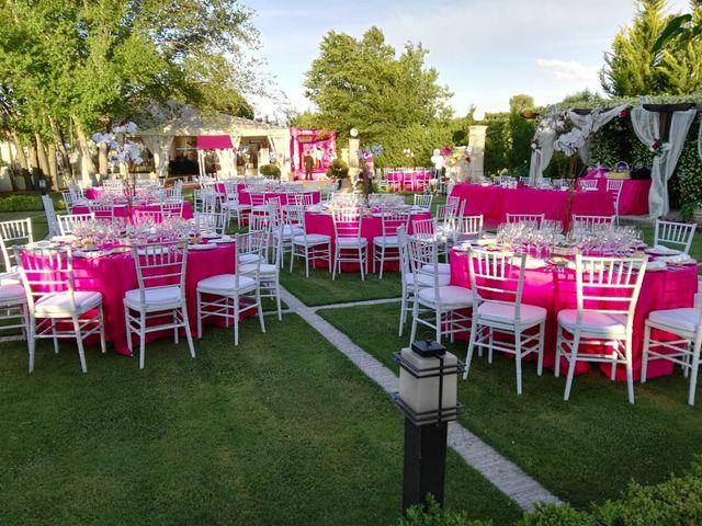 La boda de Fran  y Jenny en Griñon, Madrid 33