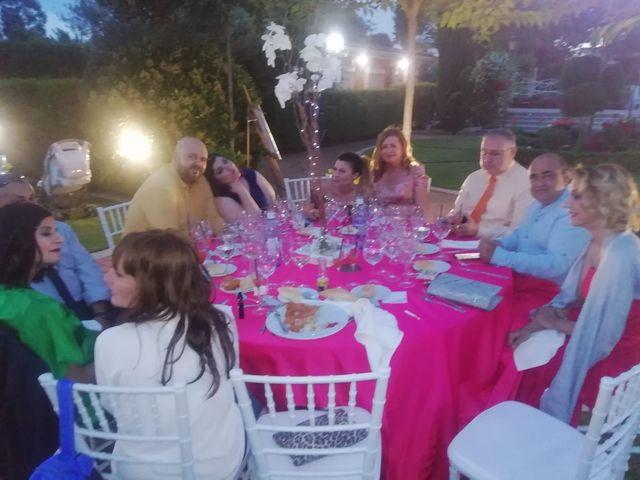 La boda de Fran  y Jenny en Griñon, Madrid 34