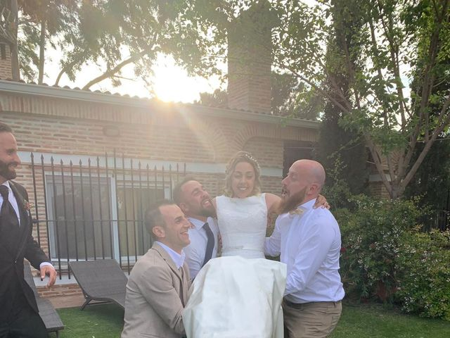 La boda de Fran  y Jenny en Griñon, Madrid 45