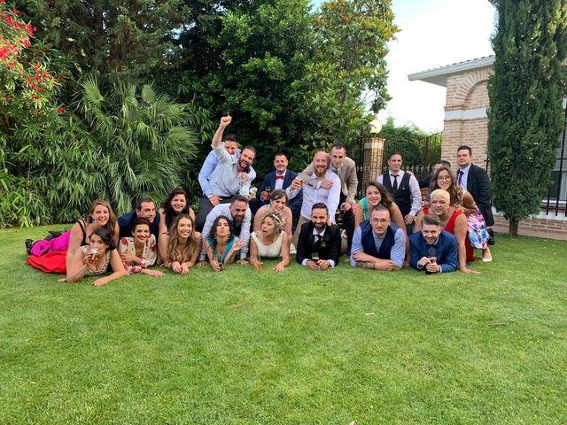 La boda de Fran  y Jenny en Griñon, Madrid 46