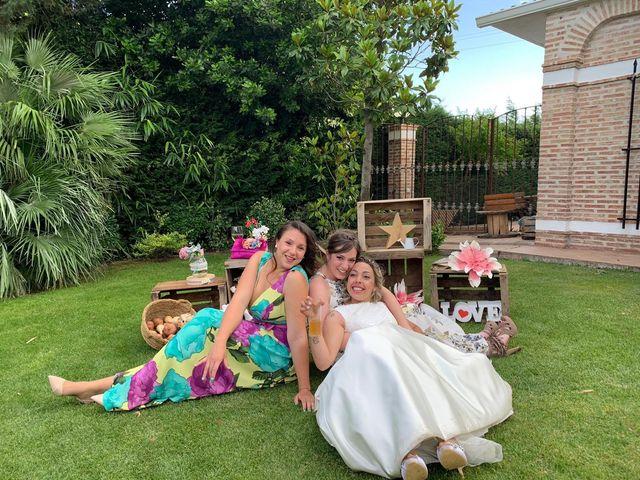 La boda de Fran  y Jenny en Griñon, Madrid 49