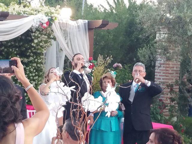 La boda de Fran  y Jenny en Griñon, Madrid 51