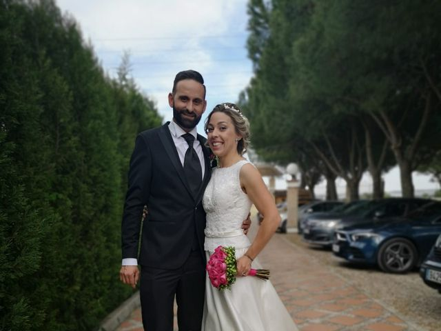 La boda de Fran  y Jenny en Griñon, Madrid 57