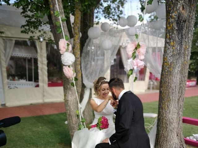 La boda de Fran  y Jenny en Griñon, Madrid 58