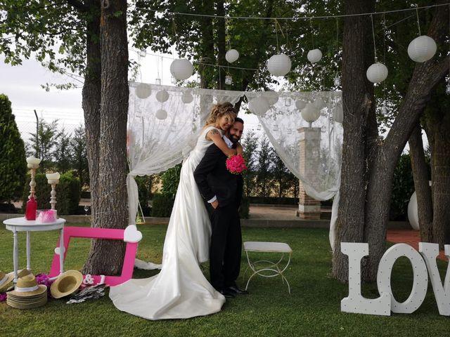 La boda de Fran  y Jenny en Griñon, Madrid 59