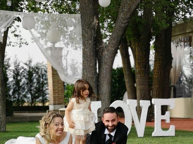 La boda de Fran  y Jenny en Griñon, Madrid 60