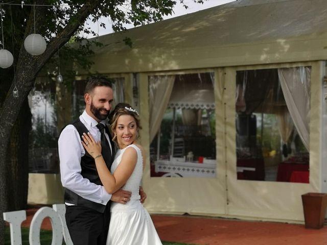 La boda de Fran  y Jenny en Griñon, Madrid 62
