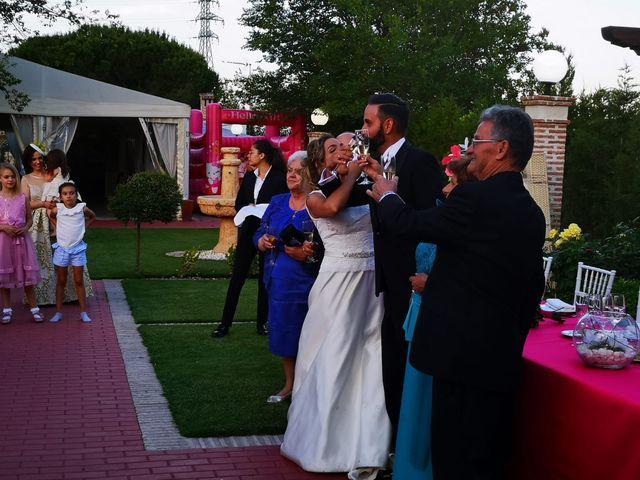 La boda de Fran  y Jenny en Griñon, Madrid 70