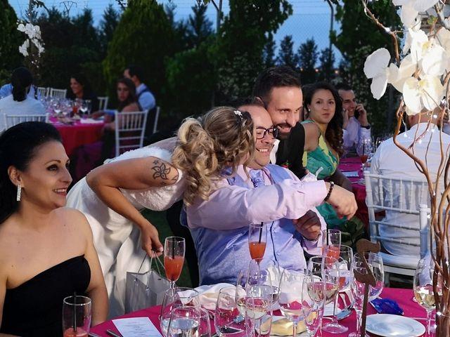La boda de Fran  y Jenny en Griñon, Madrid 71