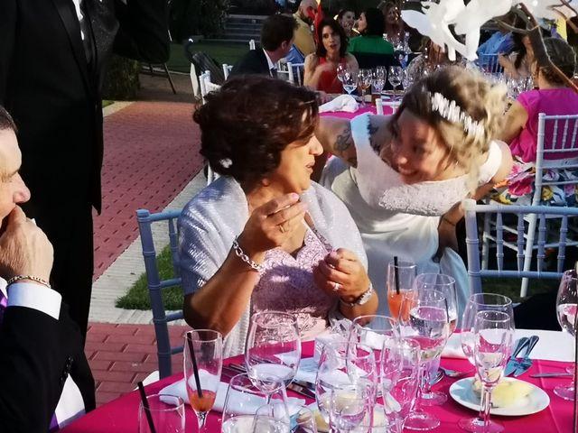 La boda de Fran  y Jenny en Griñon, Madrid 72