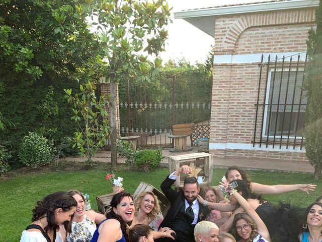 La boda de Fran  y Jenny en Griñon, Madrid 78