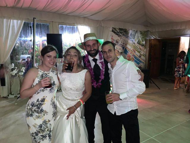 La boda de Fran  y Jenny en Griñon, Madrid 81