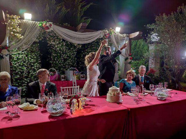 La boda de Fran  y Jenny en Griñon, Madrid 88