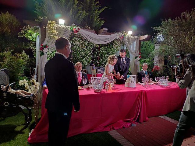 La boda de Fran  y Jenny en Griñon, Madrid 89