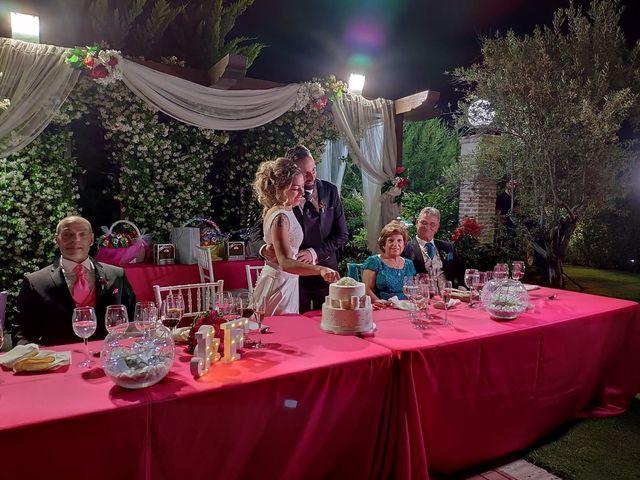 La boda de Fran  y Jenny en Griñon, Madrid 91