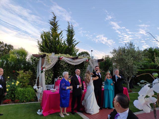La boda de Fran  y Jenny en Griñon, Madrid 92