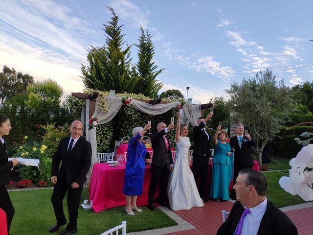 La boda de Fran  y Jenny en Griñon, Madrid 93