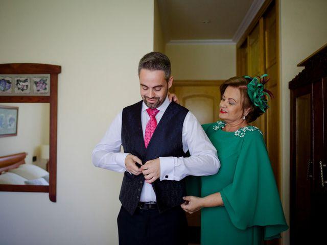 La boda de Álex y Sandra en Raxó (Poio), Pontevedra 1