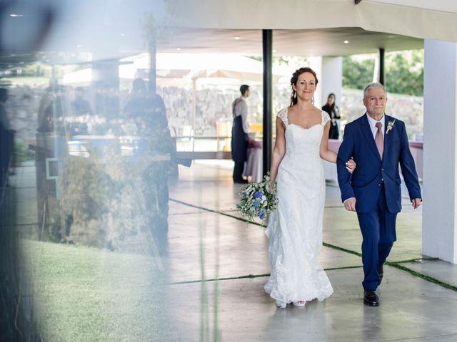 La boda de Álex y Sandra en Raxó (Poio), Pontevedra 12