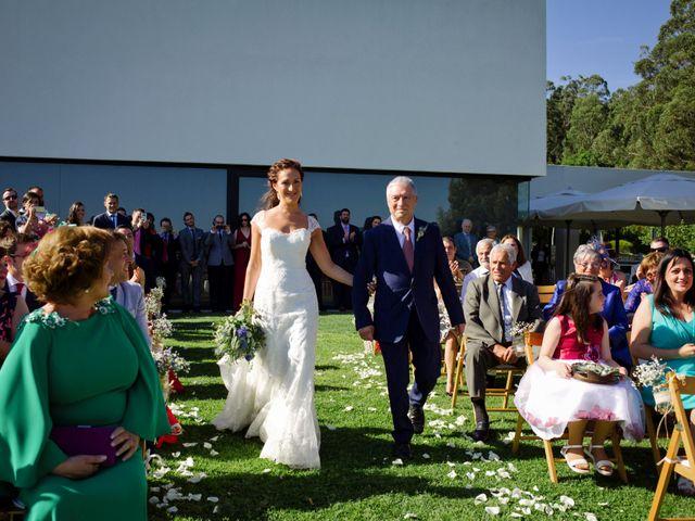 La boda de Álex y Sandra en Raxó (Poio), Pontevedra 13