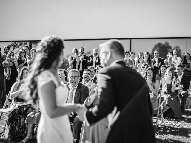 La boda de Álex y Sandra en Raxó (Poio), Pontevedra 16