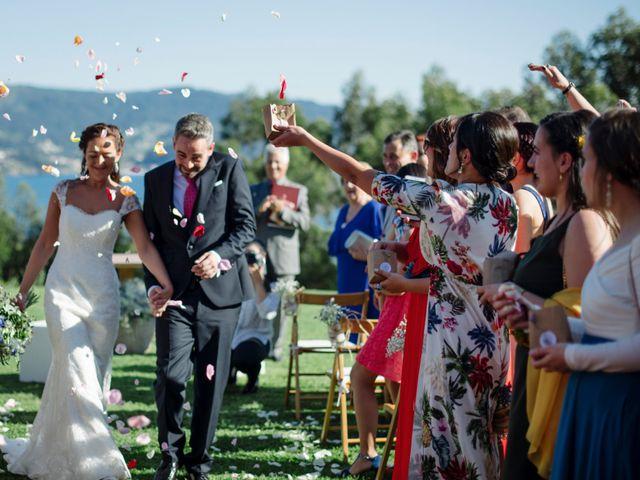 La boda de Álex y Sandra en Raxó (Poio), Pontevedra 17