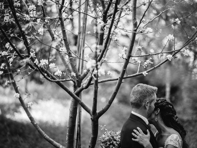La boda de Álex y Sandra en Raxó (Poio), Pontevedra 22