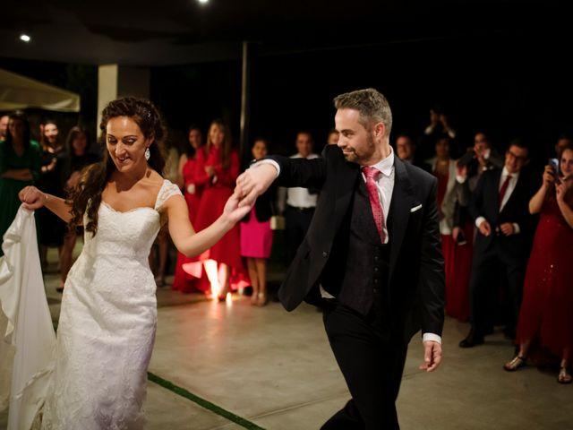 La boda de Álex y Sandra en Raxó (Poio), Pontevedra 33