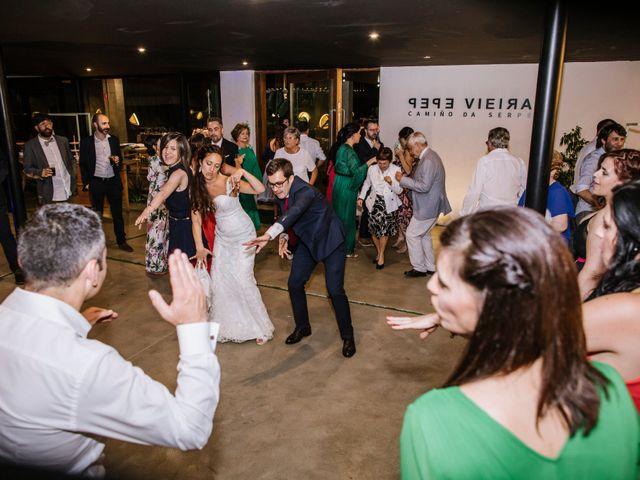 La boda de Álex y Sandra en Raxó (Poio), Pontevedra 37