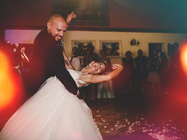 La boda de Eli y Rafa