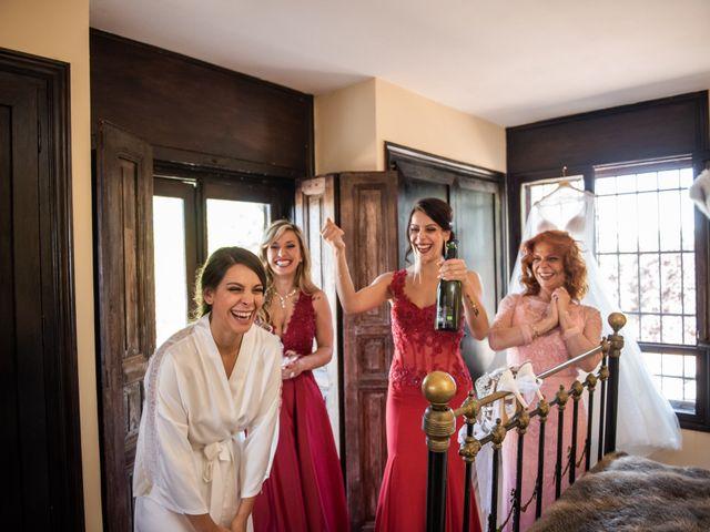 La boda de Iñaki y Lidia en Brunete, Madrid 14
