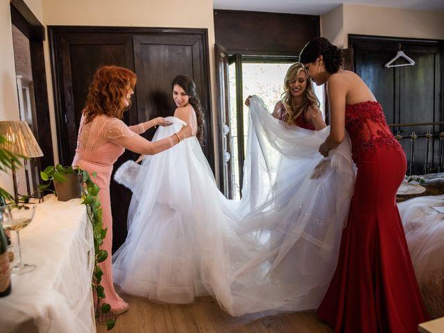 La boda de Iñaki y Lidia en Brunete, Madrid 24