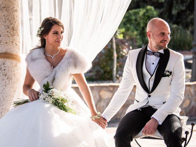 La boda de Iñaki y Lidia en Brunete, Madrid 33