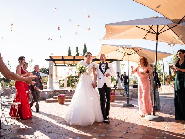 La boda de Iñaki y Lidia en Brunete, Madrid 38