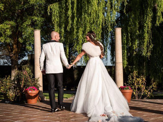 La boda de Iñaki y Lidia en Brunete, Madrid 39