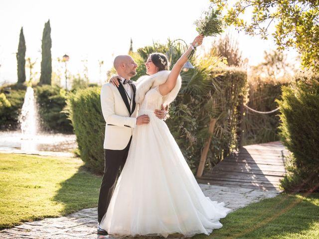 La boda de Iñaki y Lidia en Brunete, Madrid 41
