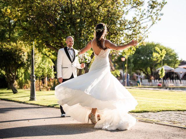 La boda de Iñaki y Lidia en Brunete, Madrid 42