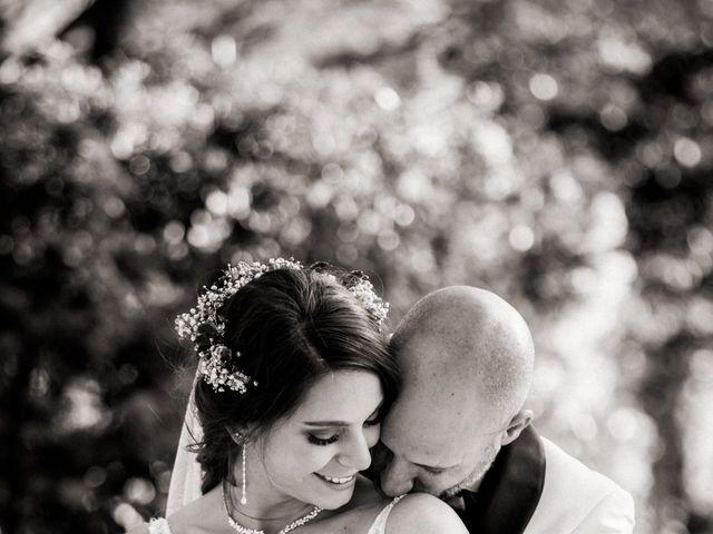La boda de Iñaki y Lidia en Brunete, Madrid 45