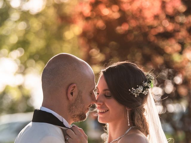 La boda de Iñaki y Lidia en Brunete, Madrid 47