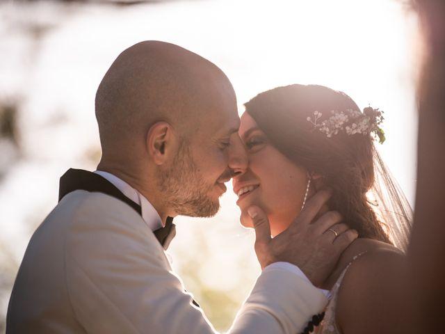 La boda de Iñaki y Lidia en Brunete, Madrid 1