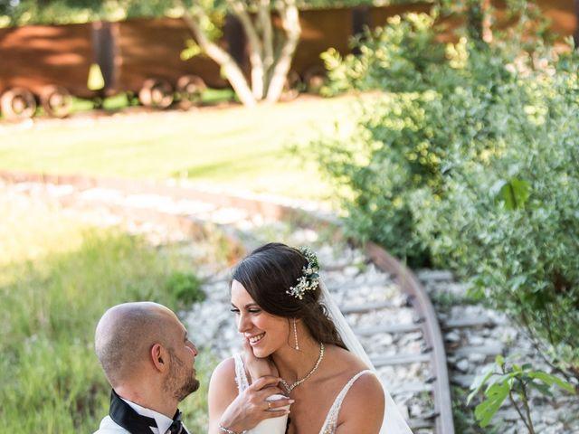 La boda de Iñaki y Lidia en Brunete, Madrid 51
