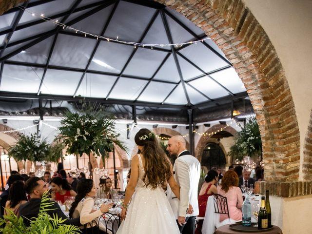 La boda de Iñaki y Lidia en Brunete, Madrid 62