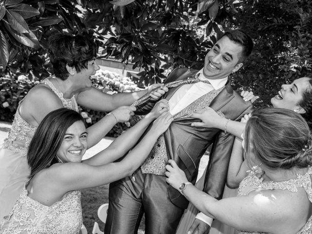 La boda de Kevin y Sarai en Hoznayo, Cantabria 33