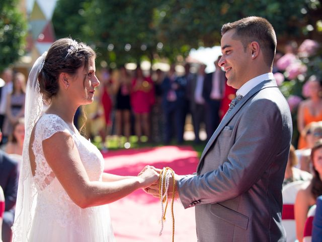 La boda de Kevin y Sarai en Hoznayo, Cantabria 23