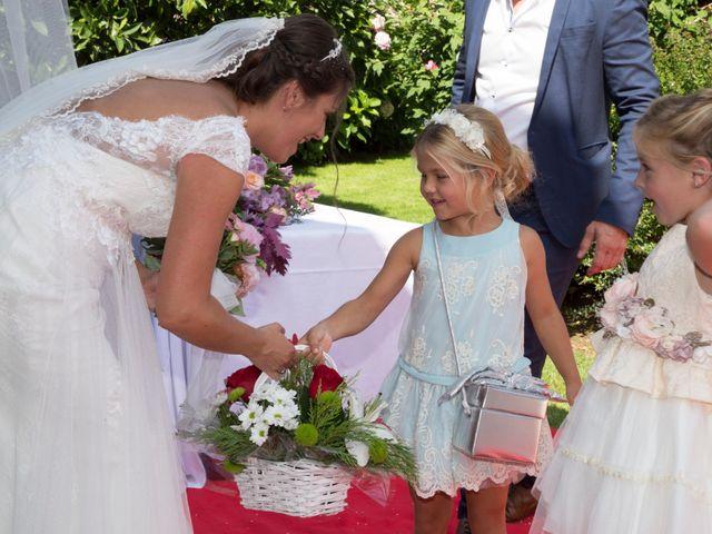 La boda de Kevin y Sarai en Hoznayo, Cantabria 25
