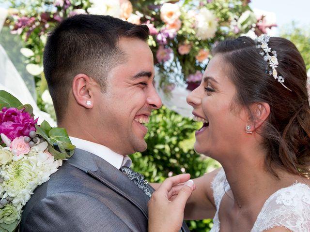 La boda de Kevin y Sarai en Hoznayo, Cantabria 20
