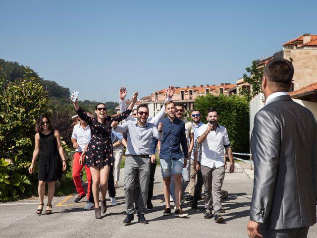 La boda de Kevin y Sarai en Hoznayo, Cantabria 15
