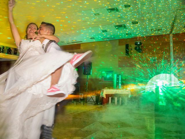 La boda de Kevin y Sarai en Hoznayo, Cantabria 42