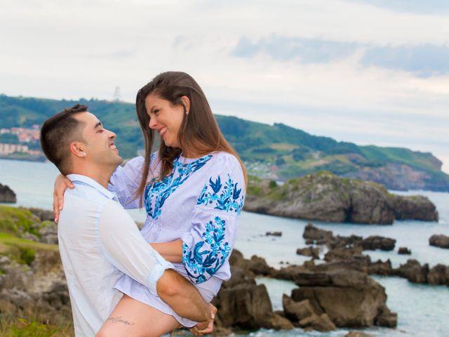 La boda de Kevin y Sarai en Hoznayo, Cantabria 4