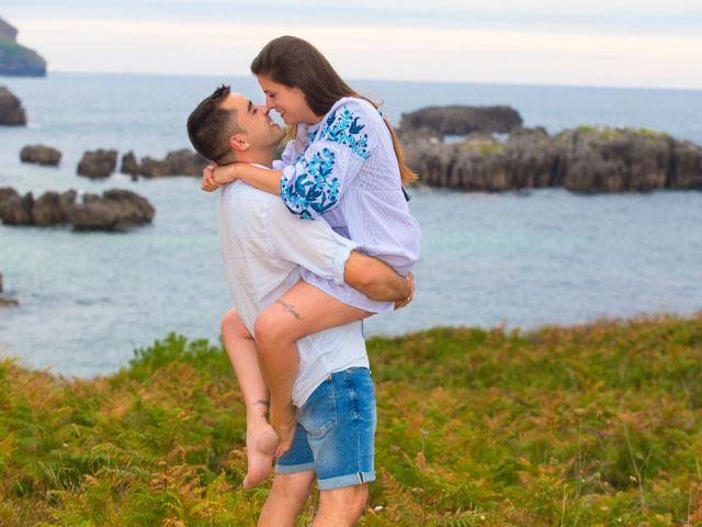 La boda de Kevin y Sarai en Hoznayo, Cantabria 3